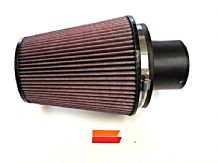 K&N Group A Airfilter & Trumpet - T3 T34/35 GT30/35